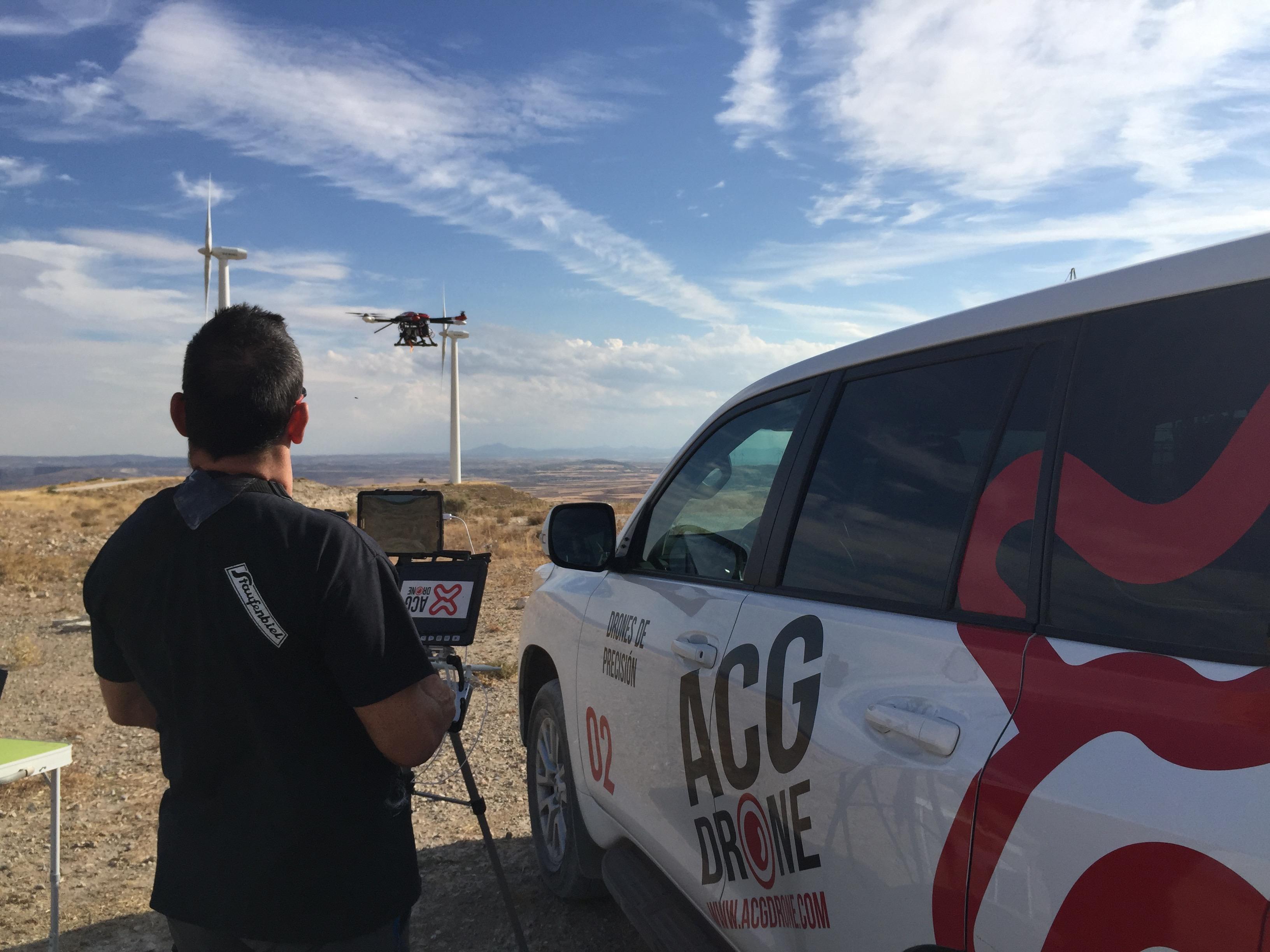Operadora de drones
