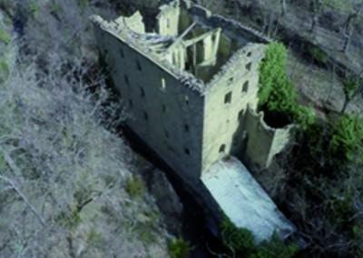 Antiguo Balneario de Arro