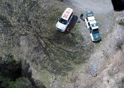 Rescate montaña Bujaruelo