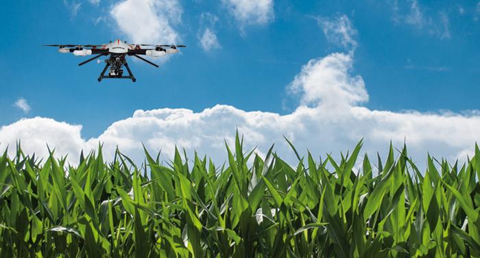 Agricultura de precisión con RPAS