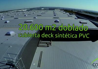COVERTIA - Doblado Cubierta