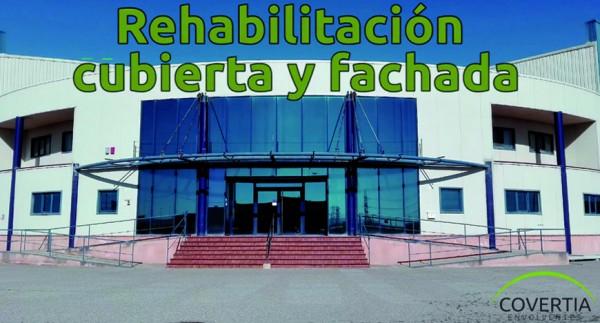 COVERTIA rehabilitación nave industrial