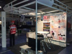 Expodrónica - ACG Drone stand 69