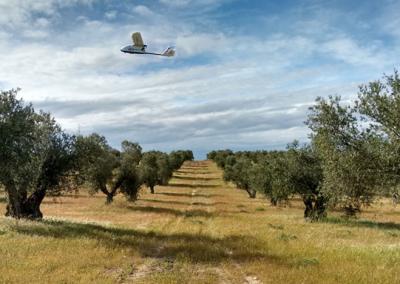 Agricultura SIG drones