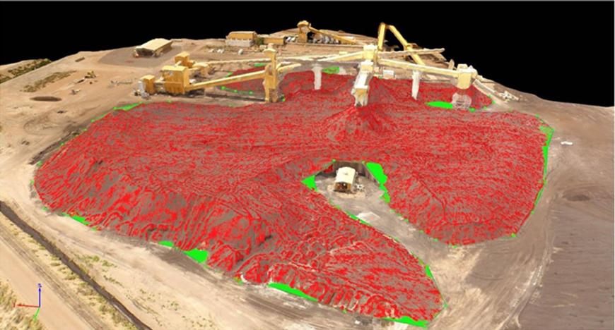 Drones al servicio de la Construcción