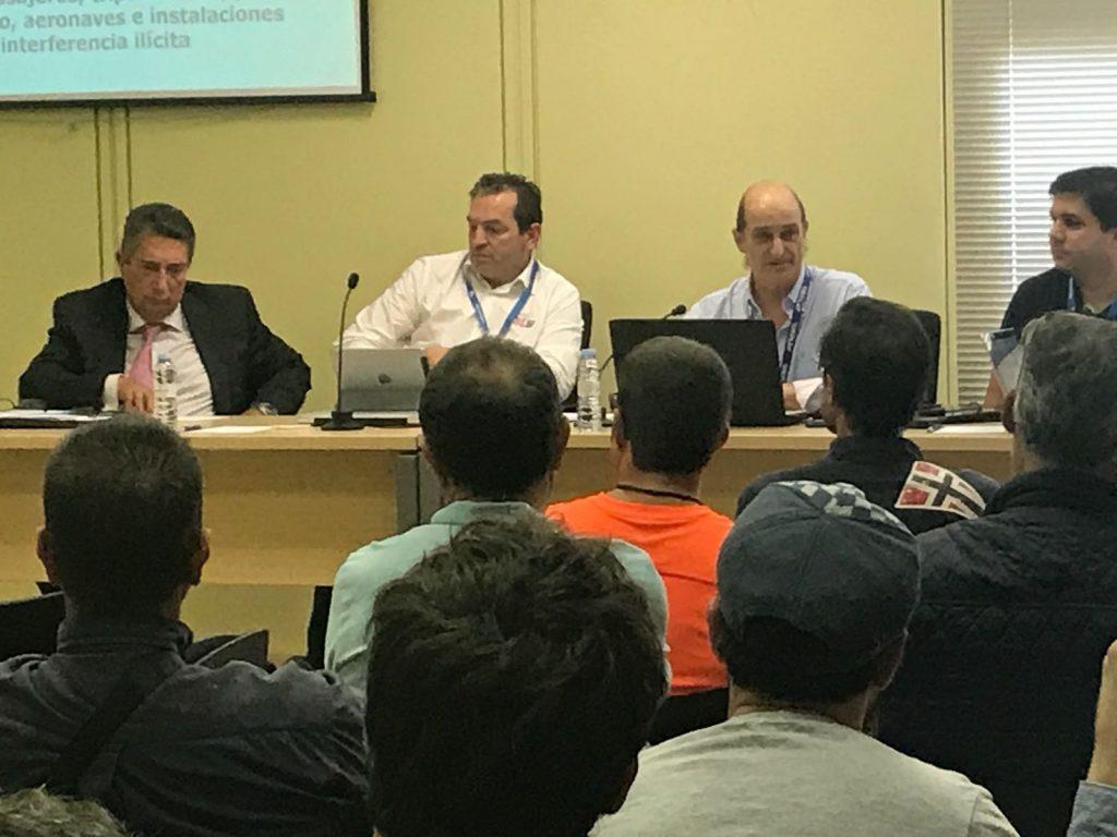 Expodronica 2017 - Jornadas de Seguridad