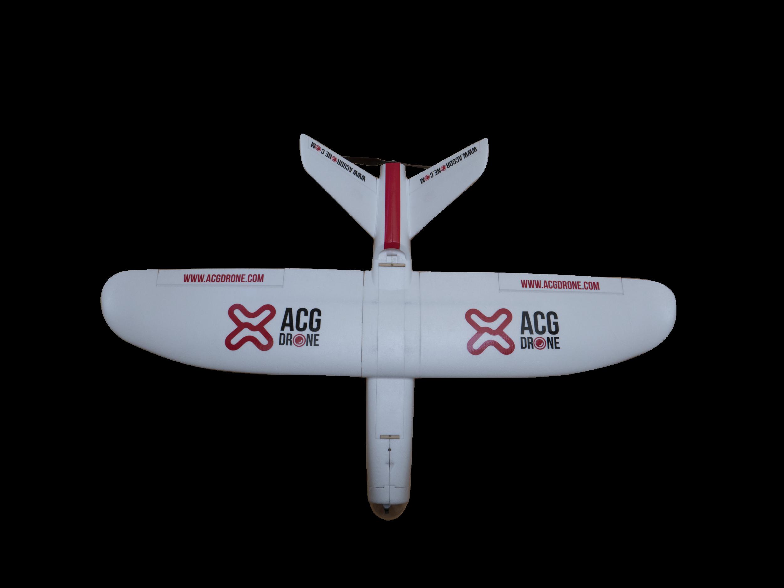Dron de ala fija Prosk V1