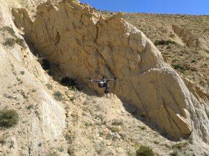 ACG Drone_Paleontología_Yacimiento Paleontológico Megaplanolites_Arqueología