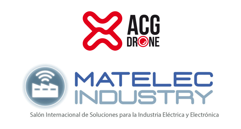 ACG-Drone-participa-en-Matelec-Industry-2018_Blog
