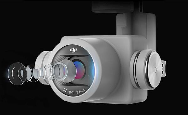DJI Phantom 4 RTK_Sistema de imagen preciso