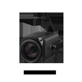 Sensores: DJI sensor Zenmuse Z30