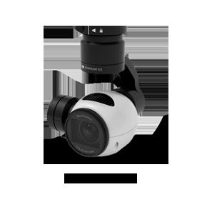 Sensores: DJI Zenmuse X3 ACG Drone