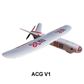 Dron de ala fija ACG V1