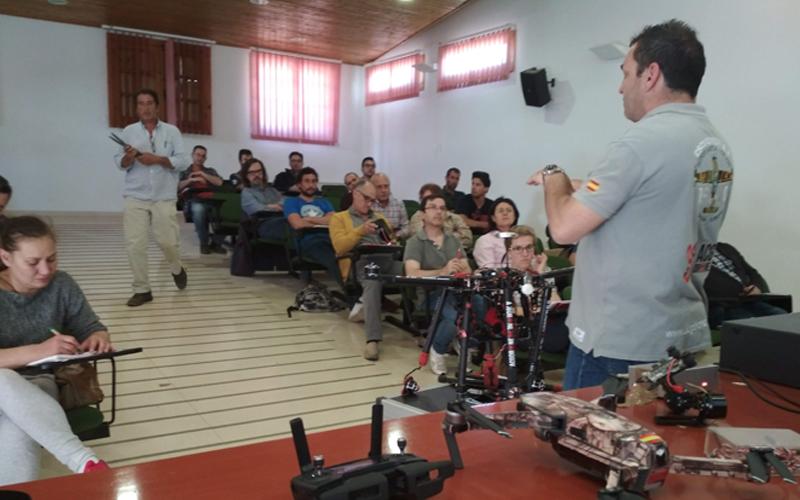ACG Drone Formación Drones