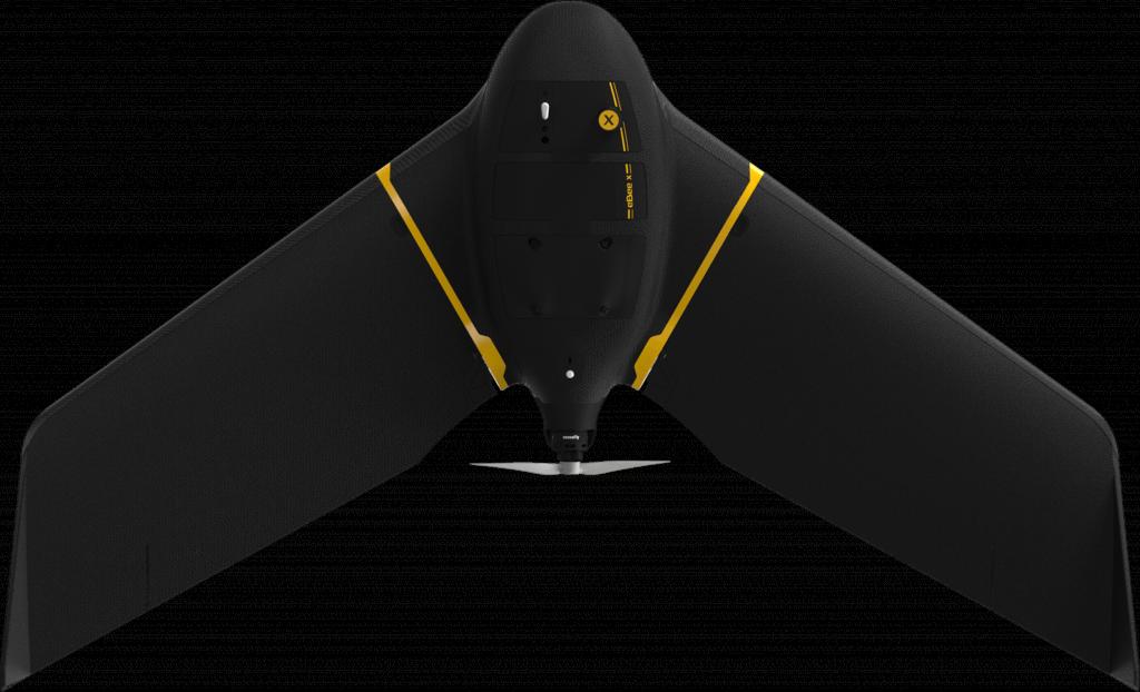 ACG Drone - eBee X - Fotogrametría y cartografía con precisión absoluta