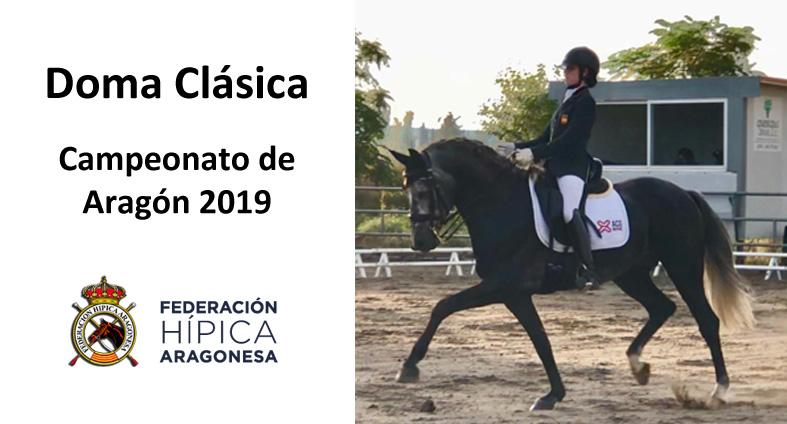ACG Drone_Campeonato de Aragón Doma Clásica_Ainhoa Vera Arias en competición