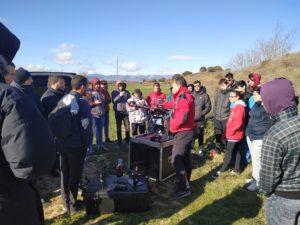 ACG Drone en el CPIFP Pirámides_Jornada termografía con drones