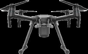 Nuestros drones DJI Matrice 600 Pro
