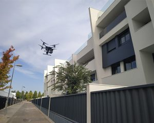 ACG Drone, vuelos urbanos con drones Lérida 1