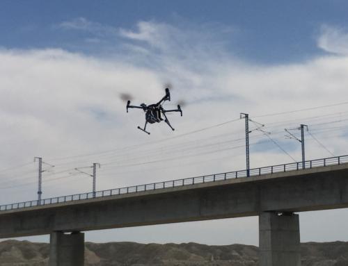 DJI Matrice 210, nuevo multirrotor para el equipo de ACG Drone