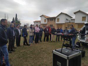 ACG Drone_Demo con drones_Una visión de futuro