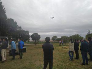 ACG Drone_Demo de vuelo con DJI Matrice 600 Pro