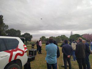 ACG Drone_Demo de vuelo_Drones una visión de futuro
