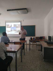 ACG Drone_Ignacio Pérez-Soba Díez del Corral durante su intervención_drones