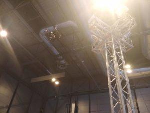 ACG Drone_Matelec Industry 2018_Revisión de Torre Eléctrica con DJI Inspire 2_noviembre 2018
