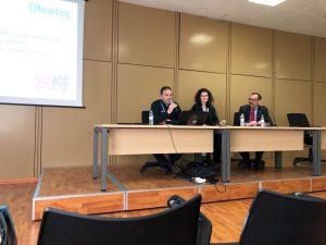 ACG Drone_Sonea_Presentación de la charla Teledetección con drones en Tecnovid2019_Viñedo y Olivar