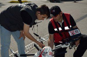 ACG Drone equipamiento emergencia