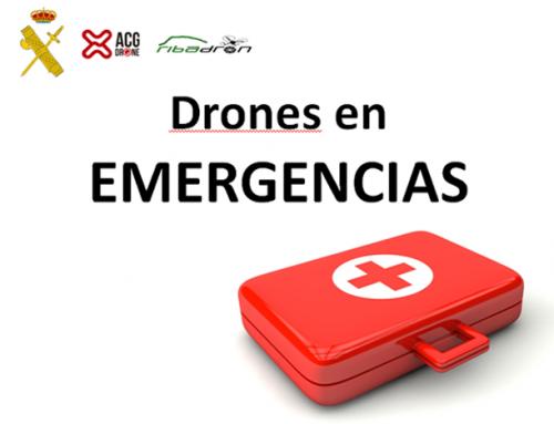 ACG Drone charla sobre drones con la Agrupación de Tráfico la Guardia Civil de Huesca