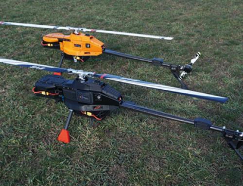 Dron helicóptero: ¿desconocido y útil?