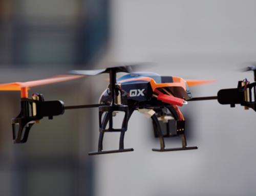Drones recreativos.  Normativa y limitaciones