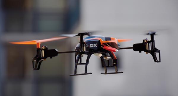 Drones recreativos