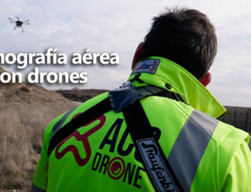 Inspecciones de termografía con drones