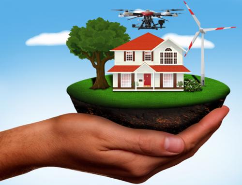 Medioambiente: podemos cuidarlo con drones
