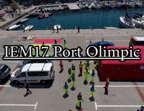 Vídeo: simulacro emergencias IEM 2017
