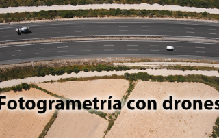 ACG Drone Fotogrametría con drones