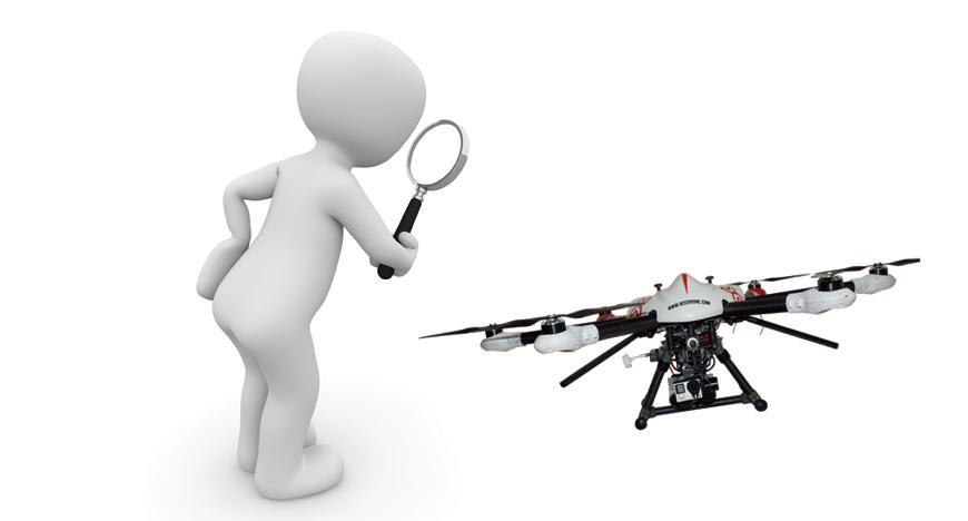 Inspecciones a operadores de drones - Protocolo