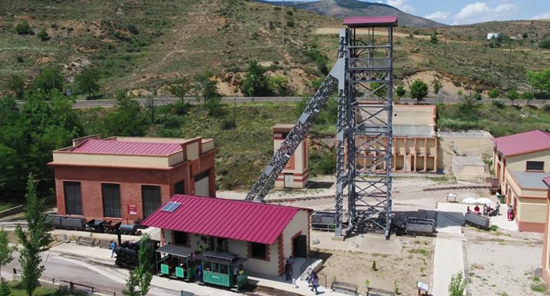 Rehabilitación Via Tren Minero Utrillas imagen pral