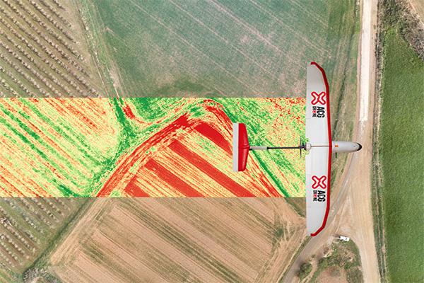 Agricultura y Ganadería con drones