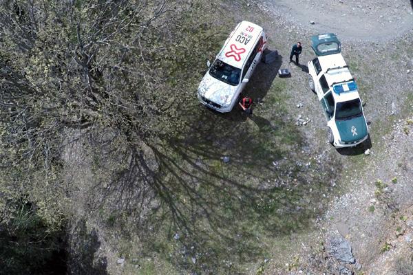 Emergencias y rescates con drones