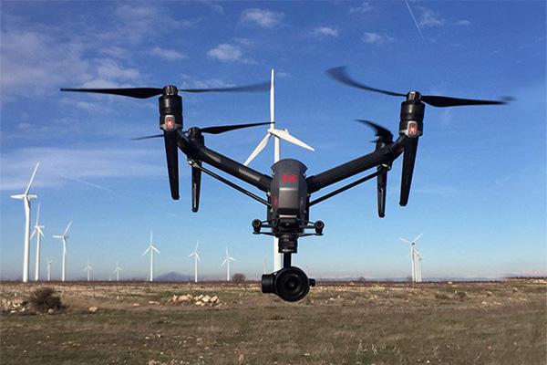 INSPECCIONES INDUSTRIALES con drones