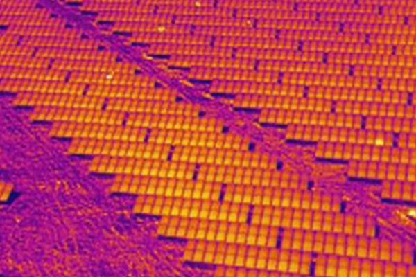 Termografía con drones