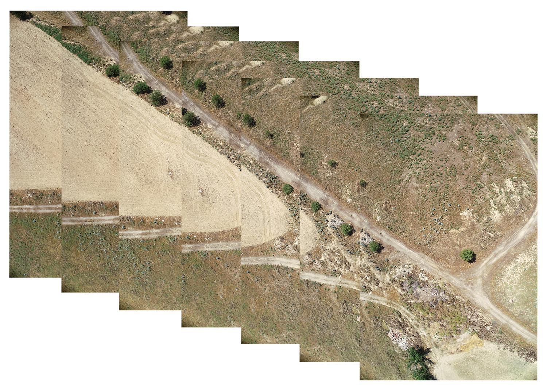 ACG Drone - Imágenes tomadas con dron que solapadas se convertirán en una ortofotografía